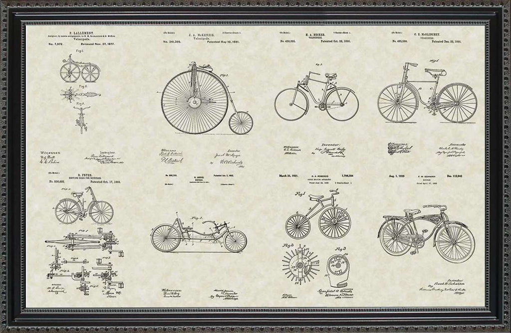 Bicycles & Cycling