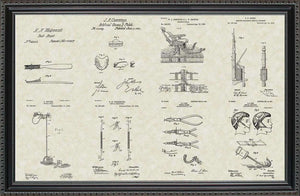 Dental Apparatus Patents, 20x30
