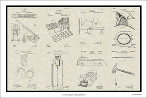 Firefighting Equipment Patents, 20x30