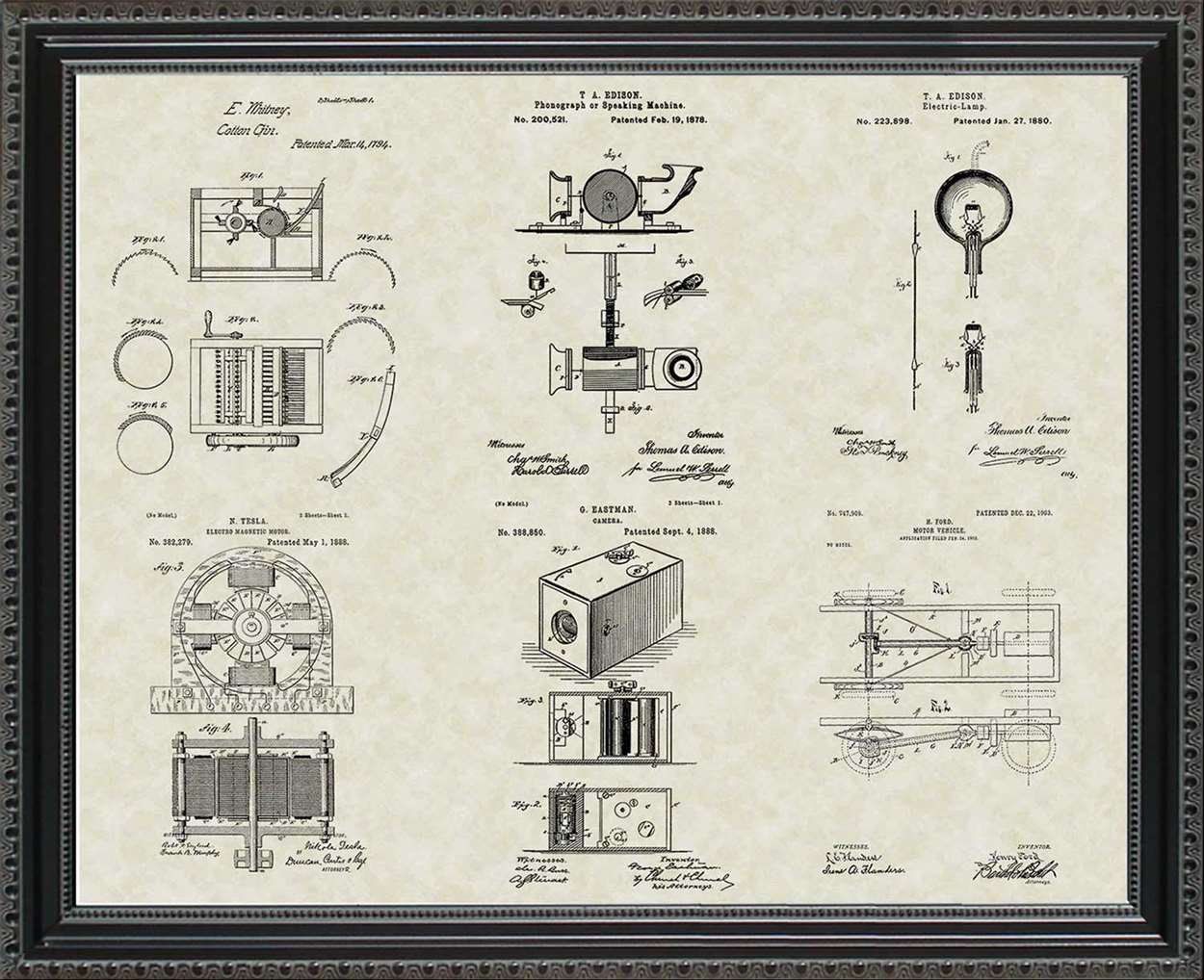 Inventor Patents, 20x24
