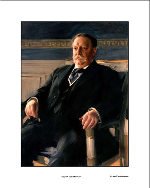 William Howard Taft Official President Portrait, 16x20
