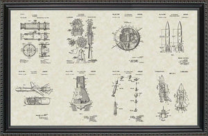 Space Patents, 20x30