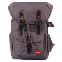 Load image into Gallery viewer, BACKPACK HIPHIP | cordura old school - grey | - bakker made with love