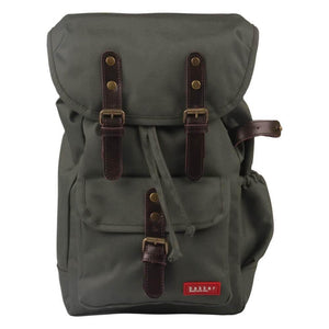 BACKPACK HIPHIP | cordura old school - khaki | - bakker made with love