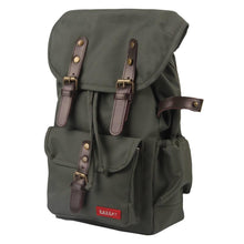 Load image into Gallery viewer, BACKPACK HIPHIP | cordura old school - khaki | - bakker made with love