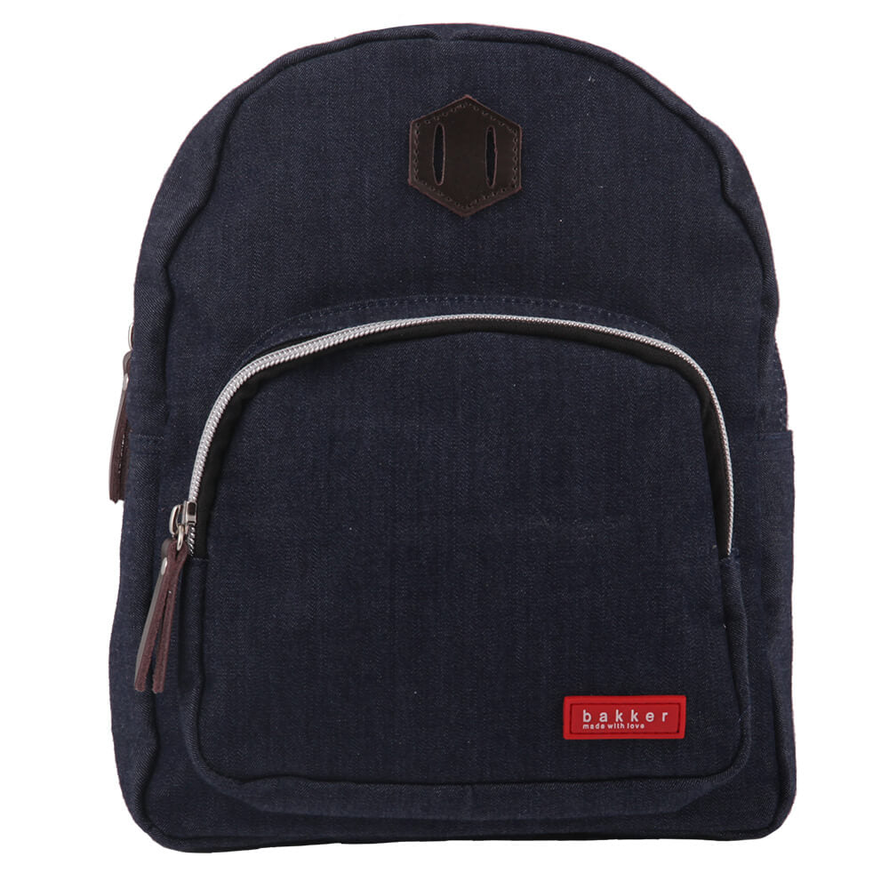 BACKPACK MINI | jean - dark blue |