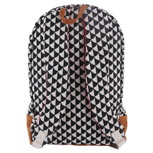 Load image into Gallery viewer, BACKPACK XTRA | canvas bakker & cuir - matahari | - bakker made with love