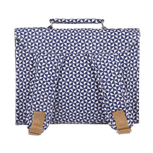 CARTABLE MINI BRETELLES | canvas bakker - sails | - bakker made with love