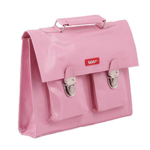 CARTABLE MINI BRETELLES | vinyl - vinyl pink | - bakker made with love