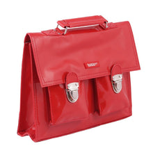 Load image into Gallery viewer, CARTABLE MINI BRETELLES | vinyl - vinyl red | - bakker made with love
