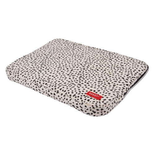 COMPUTER SLEEVE | laptop 13 inch case canvas capsule - pebbles | - bakker made with love