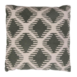 CUSHION | toubkal 45 x 45 cm | Diamond Khaki | - bakker made with love