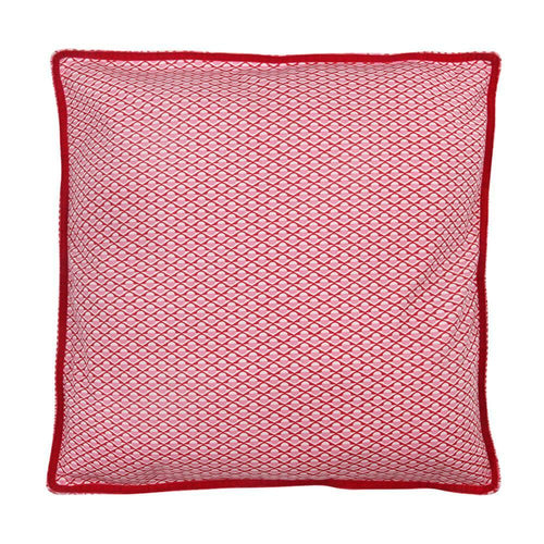 CUSHION | canvas bakker 48 x 48 cm | Chine | - bakker made with love