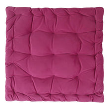 Load image into Gallery viewer, CUSHION | velvet meditation 40 × 40 cm | Pink | - bakker made with love