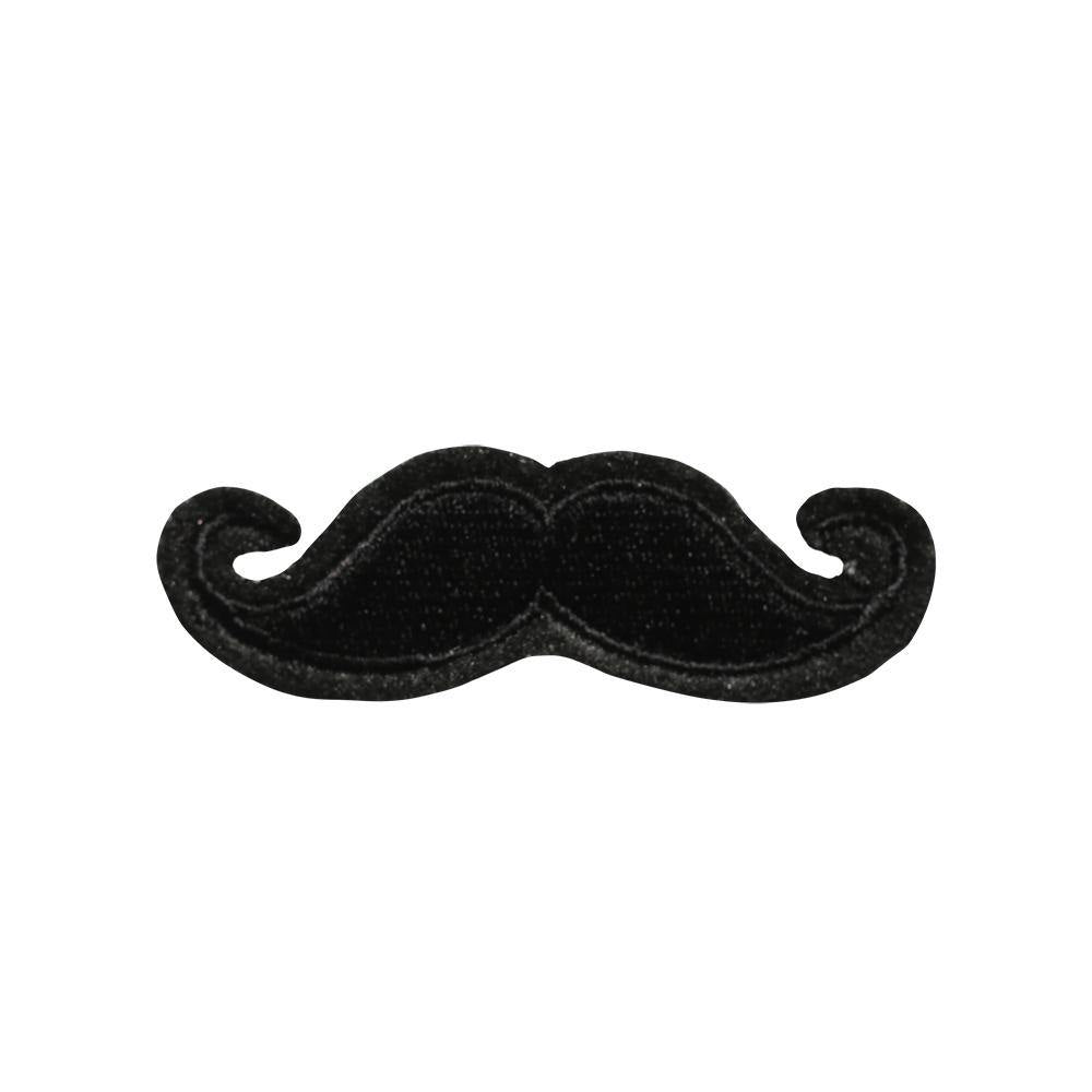 PATCHES EMBROIDERED | moustache | - bakker made with love