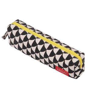PENCIL CASE | canvas bakker classic - matahari | - bakker made with love
