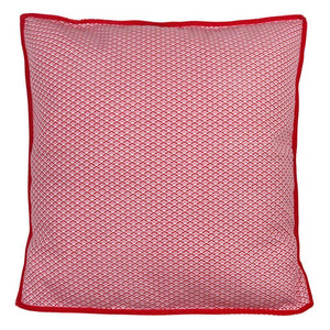 CUSHION | canvas bakker  65 x 65 cm | Chine | - bakker made with love