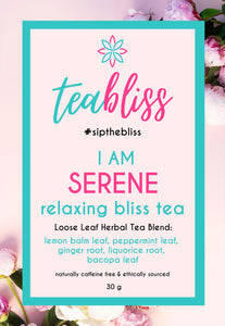 Relaxing Bliss Tea-Tea-TeaBliss-TeaBliss