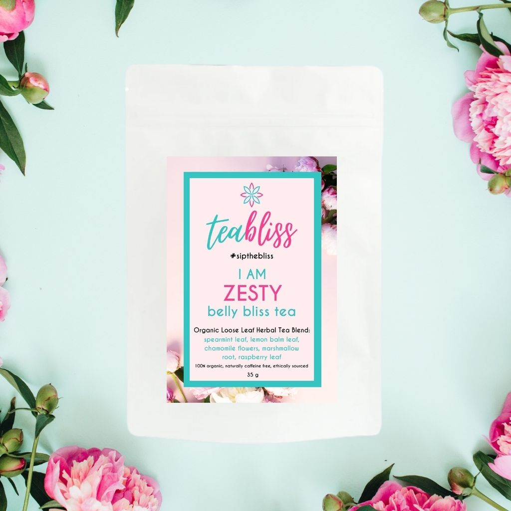 Belly Bliss Tea-Tea-TeaBliss-TeaBliss