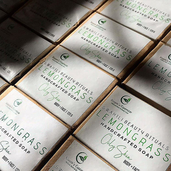 LEMONGRASS SOAP (oily skin)
