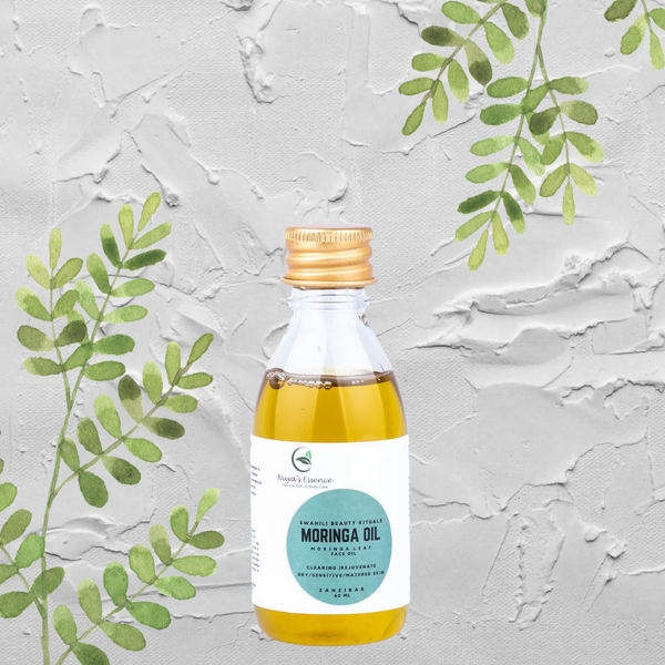 Moringa FACE Oil