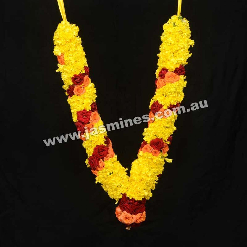 Simple Garlands - Rose 002
