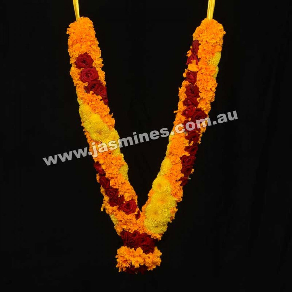 Simple Garlands - Rose 006