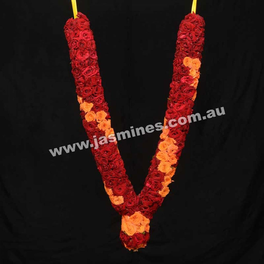 Simple Garlands - Rose 012