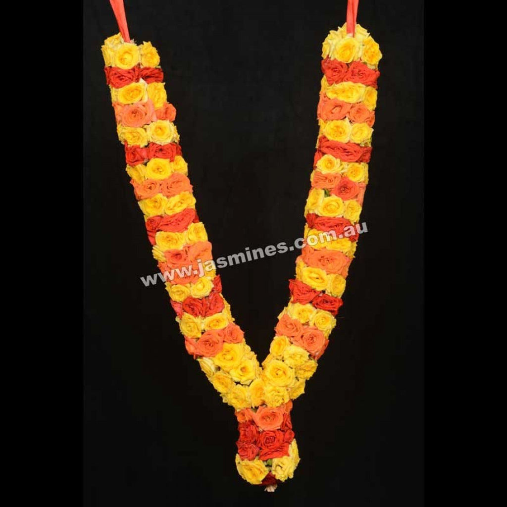 Simple Garlands - Rose 014