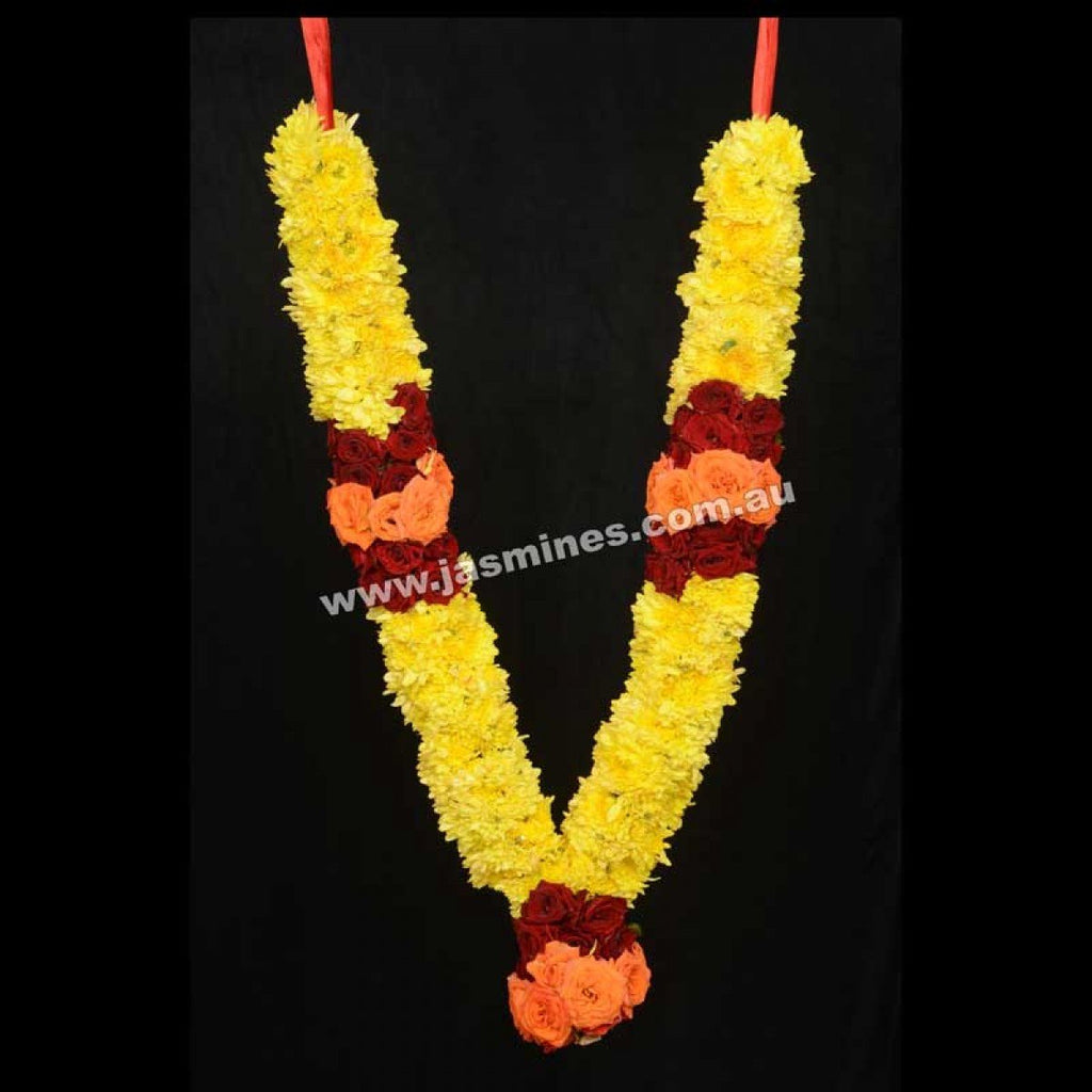 Simple Garlands - Rose 026
