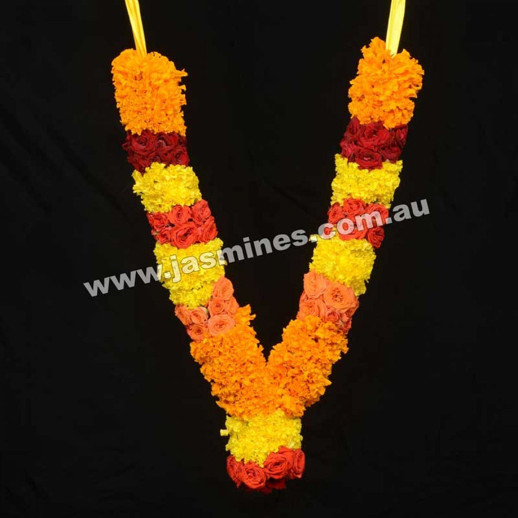 Simple Garlands - Rose 045