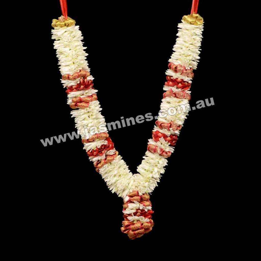 Simple Garlands - Tube rose 003