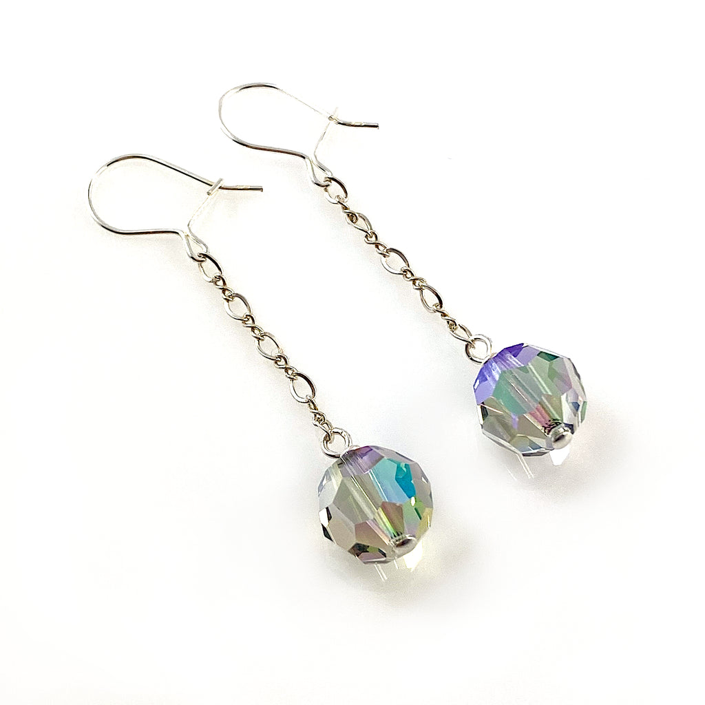 """Glow Ball"" Mystery Earrings"