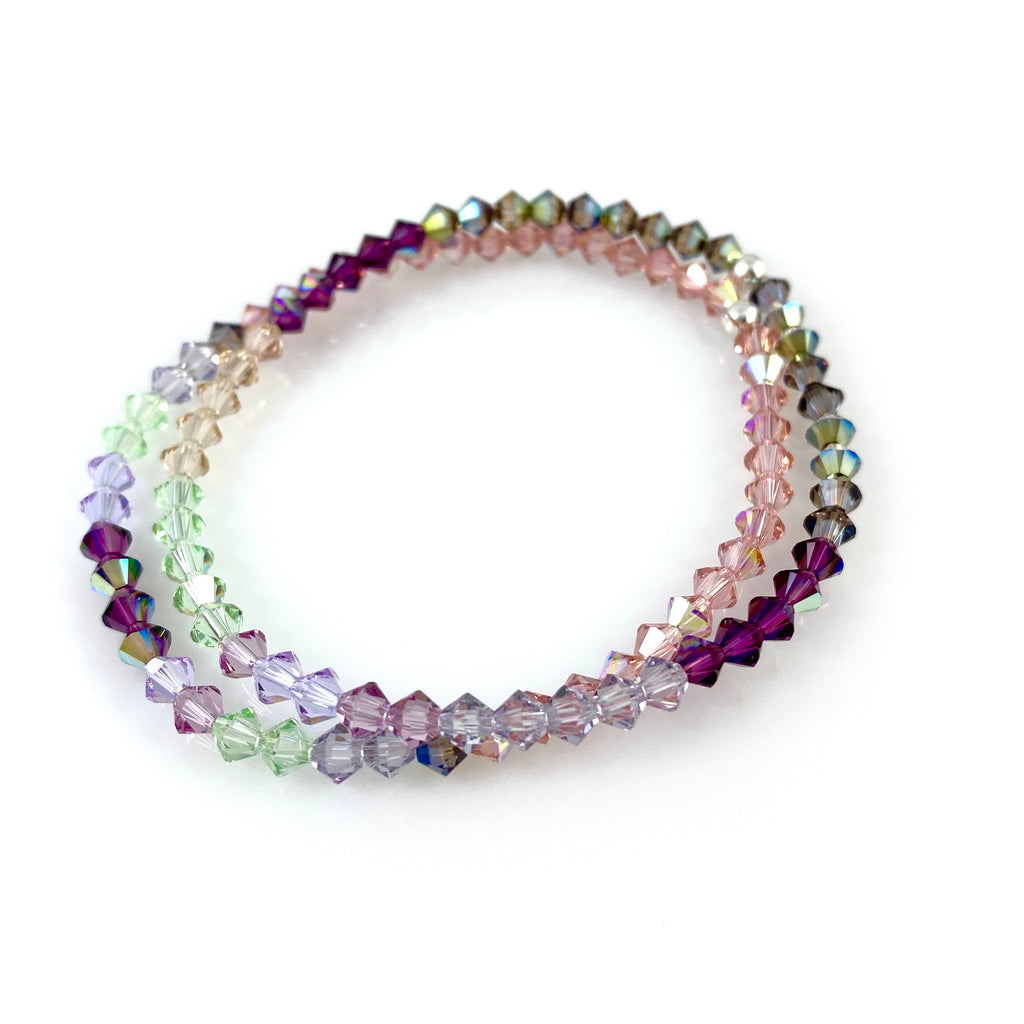 """Gemini - Meadow"" Bracelet Set"