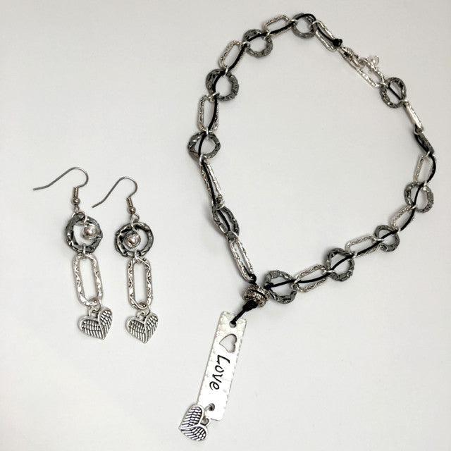 """In Love"" Necklace"