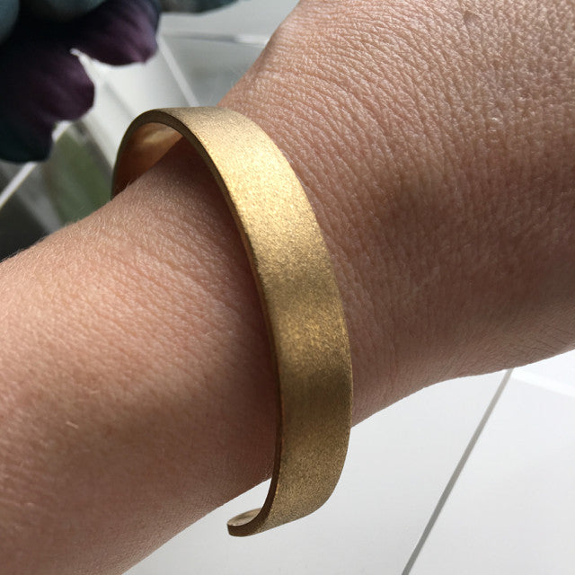 """The Golden Cuff"" Bracelet"