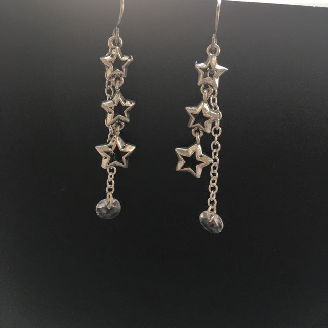 """Shooting Star"" Earrings"