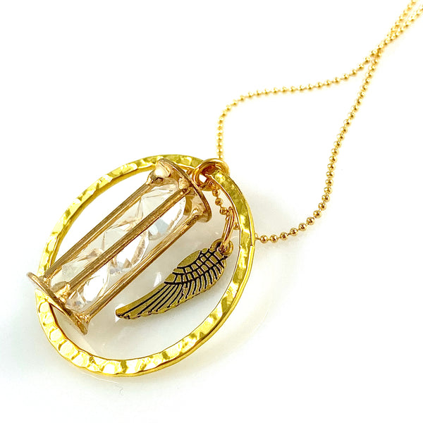 """Time Capsule"" Necklace"