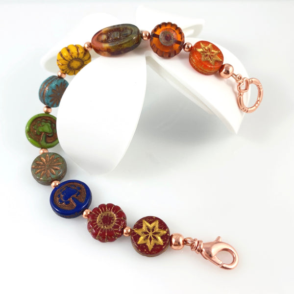"""Autumn Wish"" Bracelet"