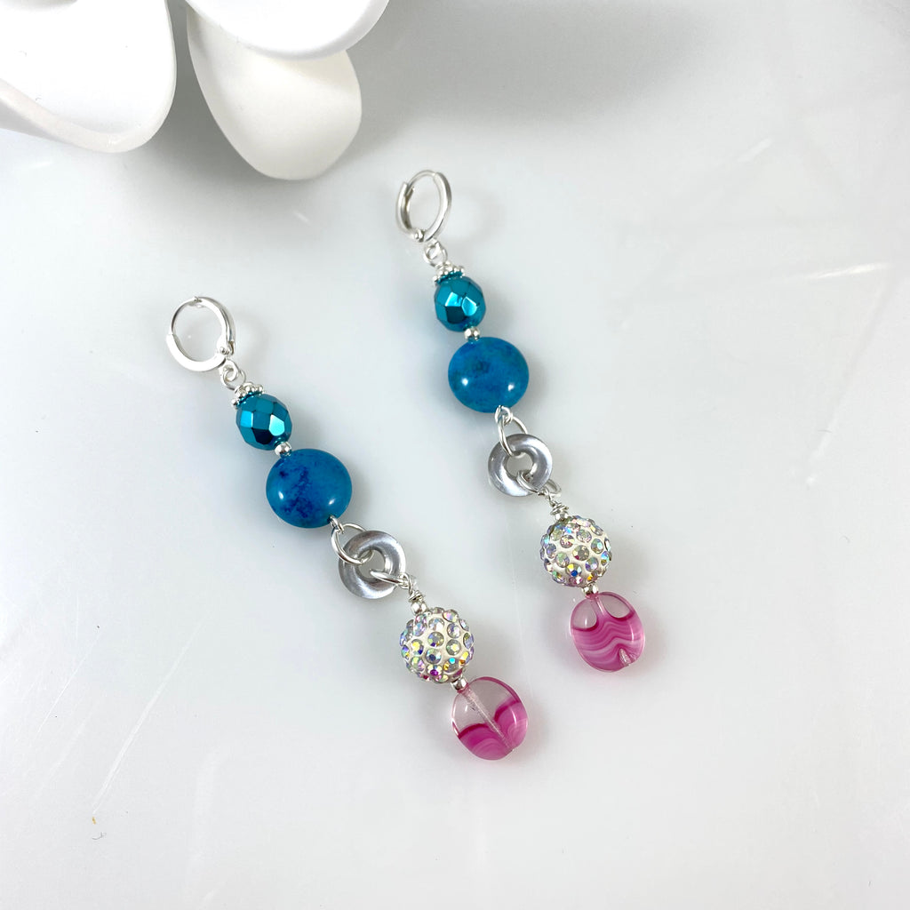 """Perfect Party"" Earrings"