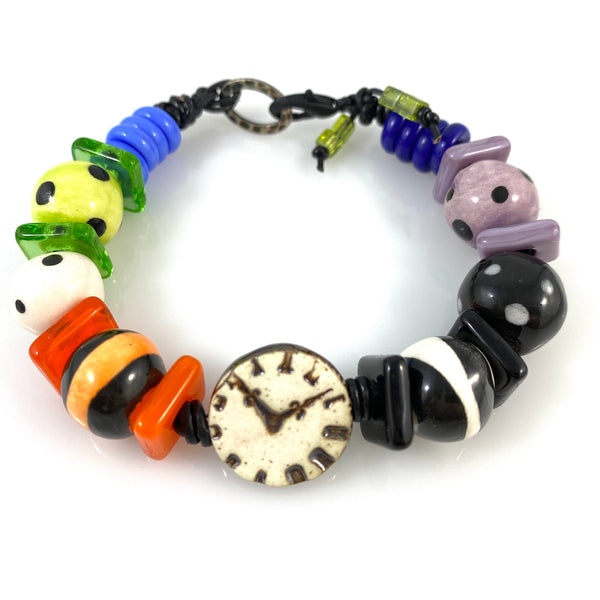 """Trick or Treat"" Bracelet"
