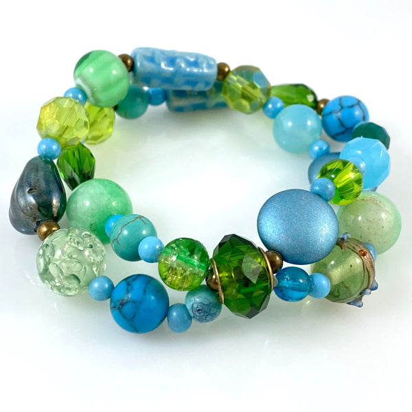 """My Beautiful Chaos"" - Bright Spot Bracelet"