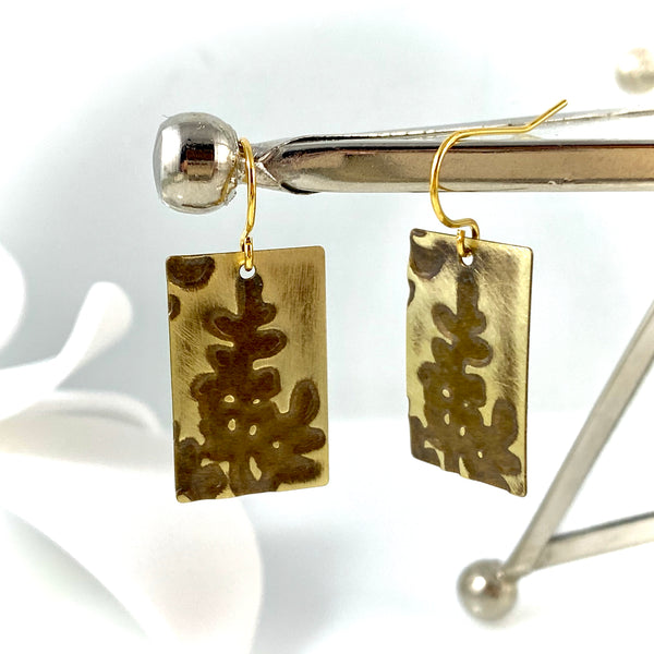 """September Stroll"" Earrings"