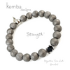 """One Wish - Strength"" Kemba Signature Bracelet"
