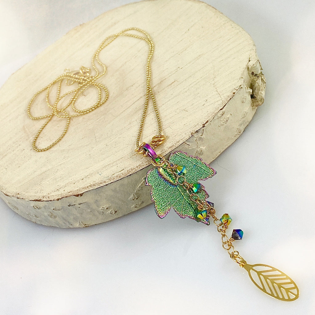 Enchanted Forest Necklace - 3