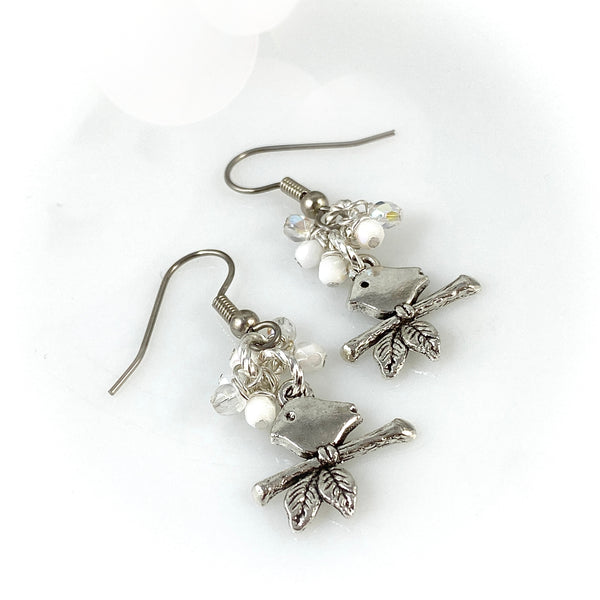 """Sweet Tweet"" Earrings"