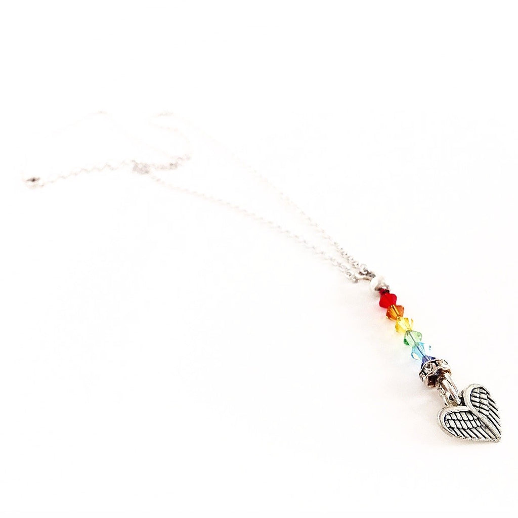 """Love is Love"" Necklace"