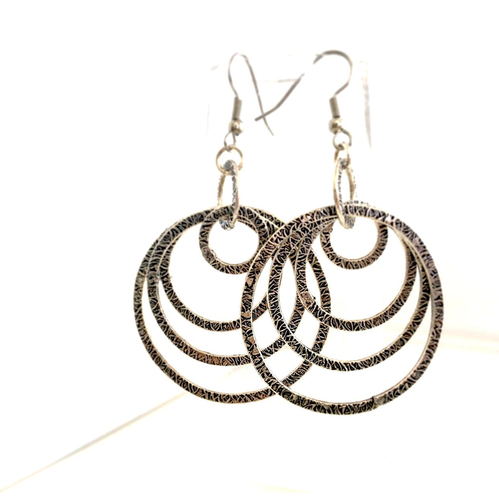 """In Circles"" Earrings"