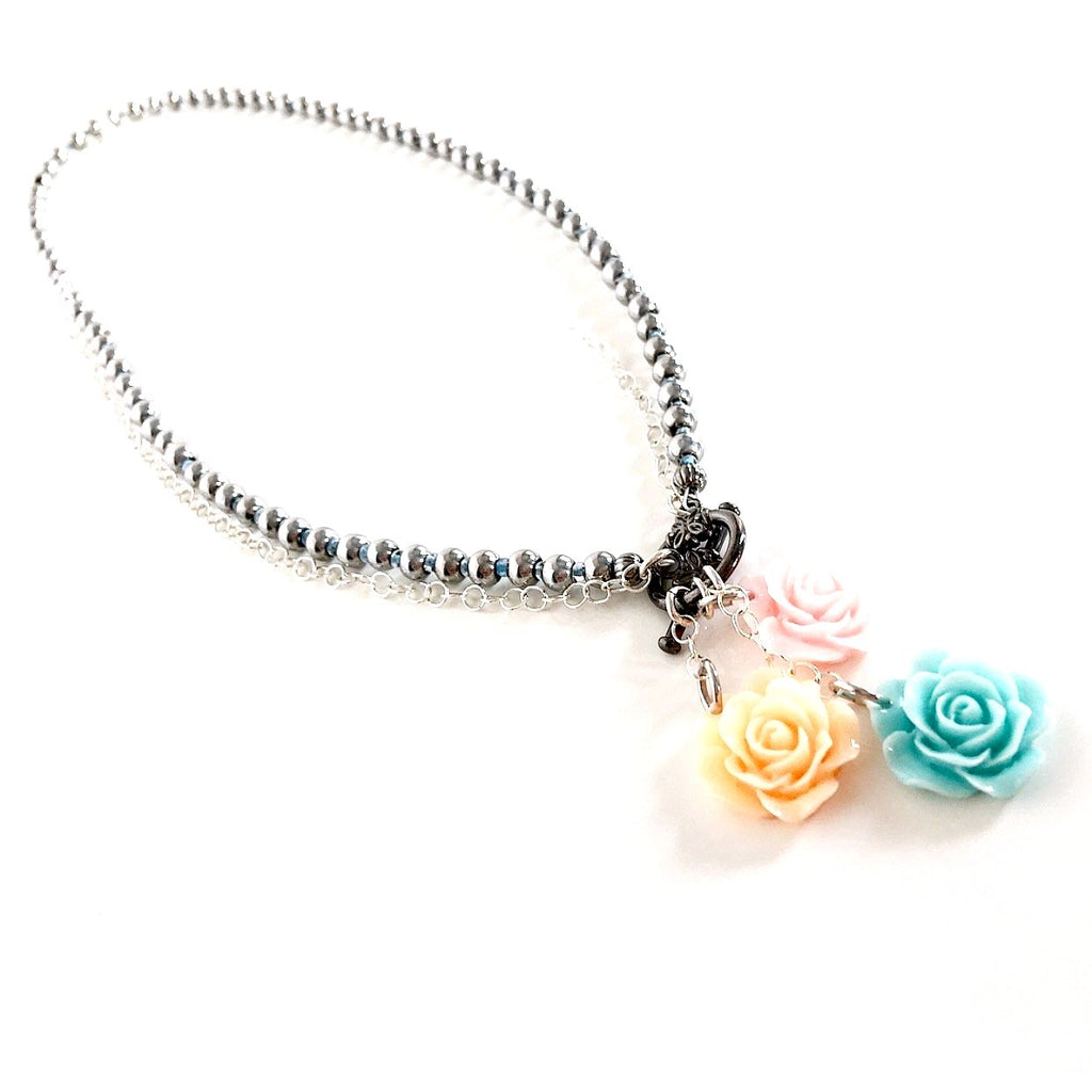 """Rosey"" Necklace"