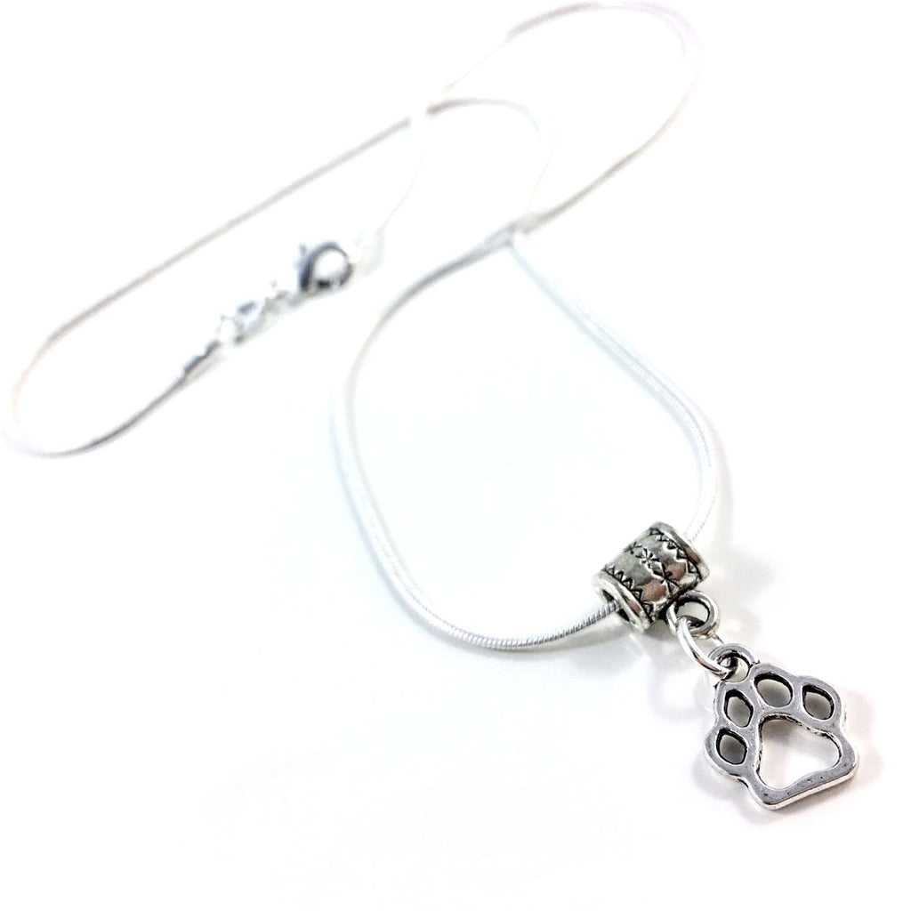 """Paw Print"" Necklace"